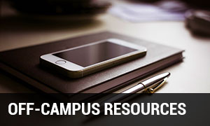Off-Campus Resources