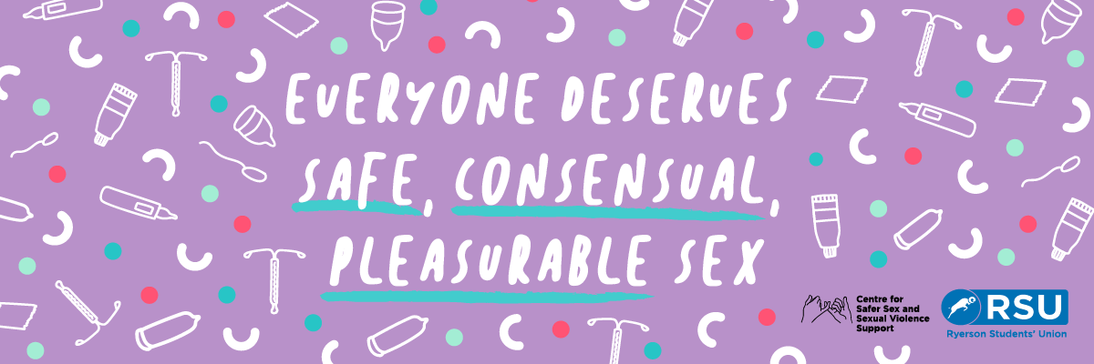 Everyone deserves safe, consensual, pleasurable sex